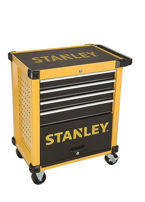 STANLEY STMT1-74305 - Carro metálico para taller 4 cajones