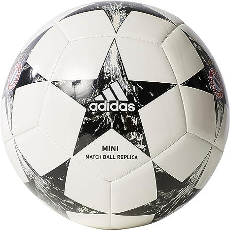adidas Miniball Bayern F.C. Final 17 UEFA Champions League: Amazon ...