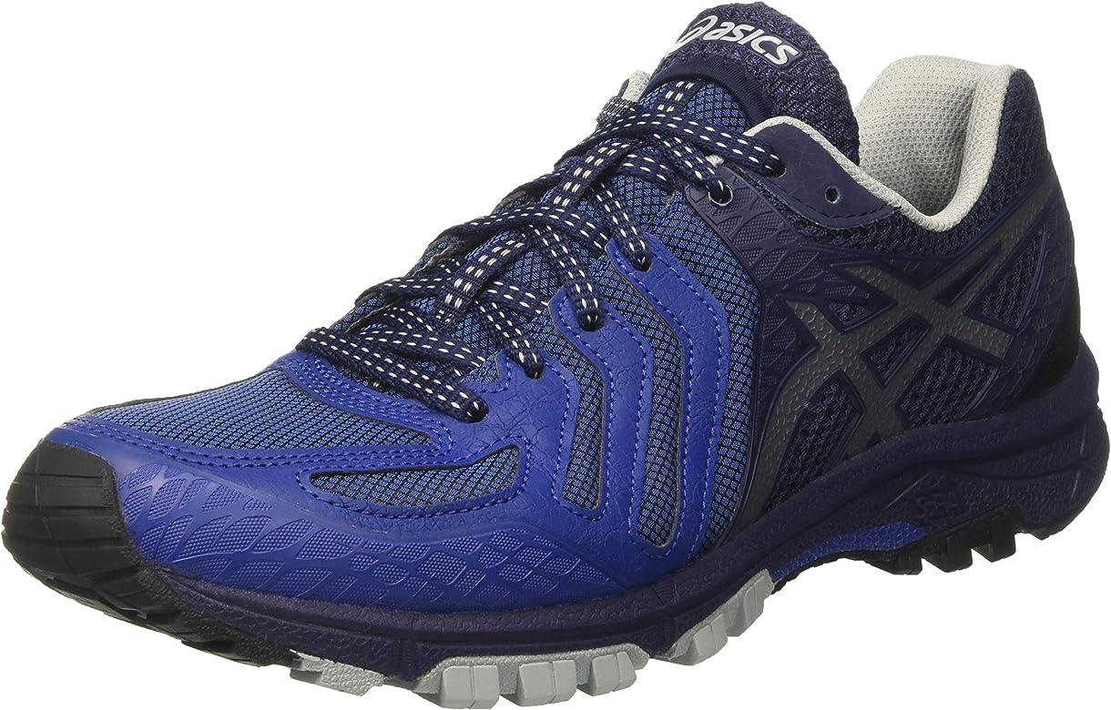 Asics T630N4990, Zapatillas de Running para Asfalto para Hombre, Azul (Limoges/Black/Peacoat 4990), 44 EU: Amazon.es: Zapatos y complementos