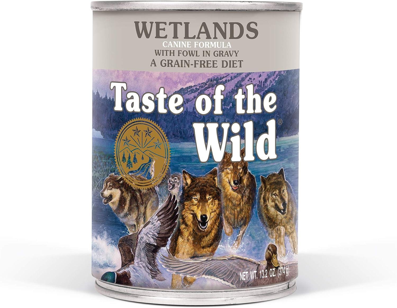 Taste Of The Wild Fowl Dog Food, 13.2-Ounce