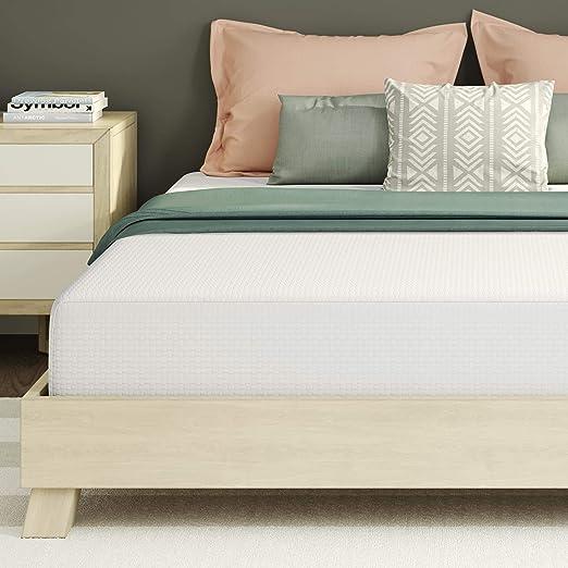 Amazon Com Signature Sleep Gold Inspire 12 Inch Memory Foam