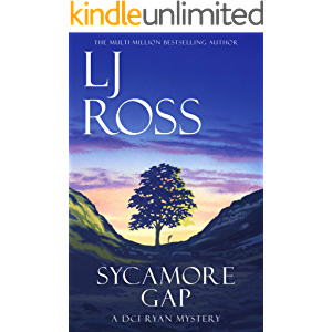 Sycamore Gap: A DCI Ryan Mystery (The DCI Ryan Mysteries Book 2)