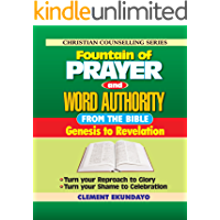 Fountain of Prayer and Word Authority from the Bible (English Edition)