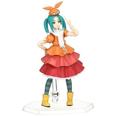 Max Factory Tsukimonogatari Yotsugi Ononoki Figma Action Figure: Toys & Games