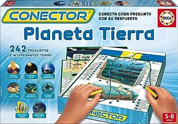 Educa Borrás Conector - Planeta Tierra, Juego de Mesa 16383 ...