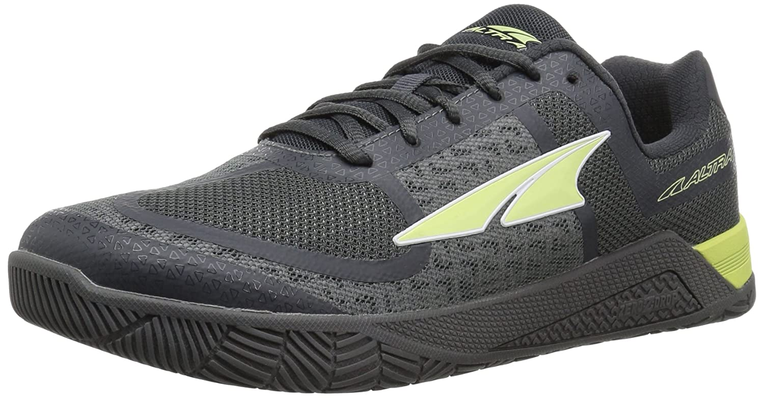 Altra Women's HIIT XT Cross-Training Shoe B01N7KPC95 10 B(M) US|Gray/Lime
