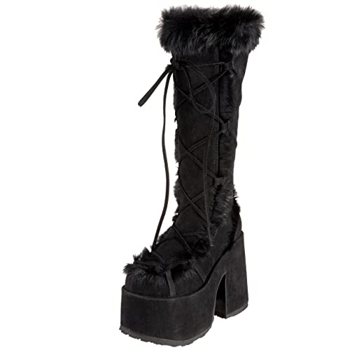 5718006b57b35 Pleaser Demonia Women's Camel-311 Boot