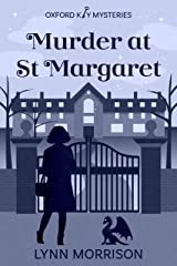Murder at St Margaret: A charmingly fun paranormal cozy mystery (Oxford Key Mysteries Book 1) Kindle Edition