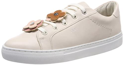Womens Daphne Sneaker Ii Grain Leather Trainers Joop
