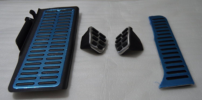 CAIXCAR P004 Kit DE Pedal REPOSAPIES APOYAPIES Cambio Manual