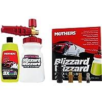 Mothers Blizzard Wizzard Foam Cannon Gun Kit
