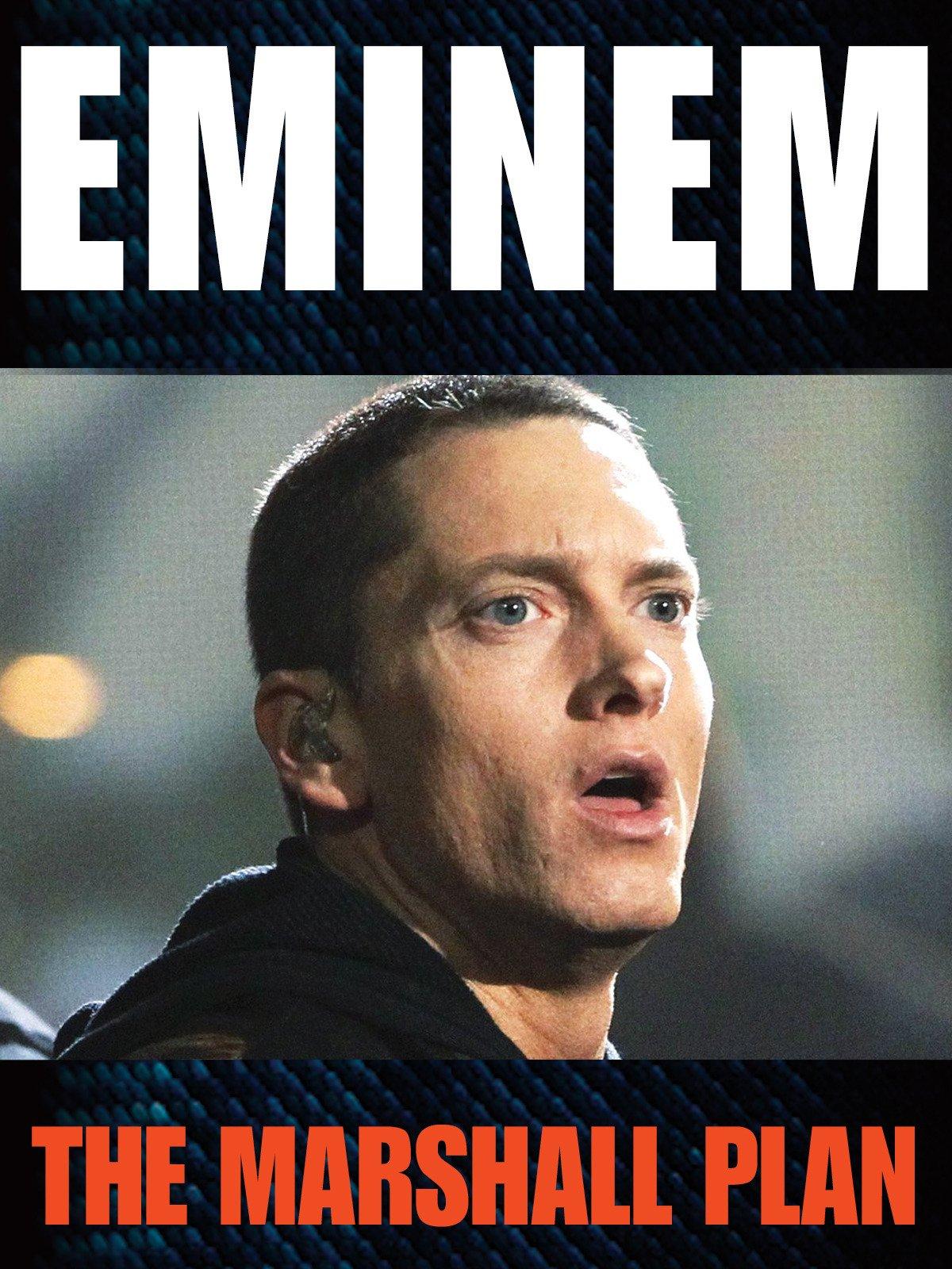 Eminem - The Marshall Plan on Amazon Prime Video UK