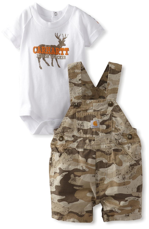 Carhartt boys long sleeve camouflage w//orange C one piece FREE SHIPPING