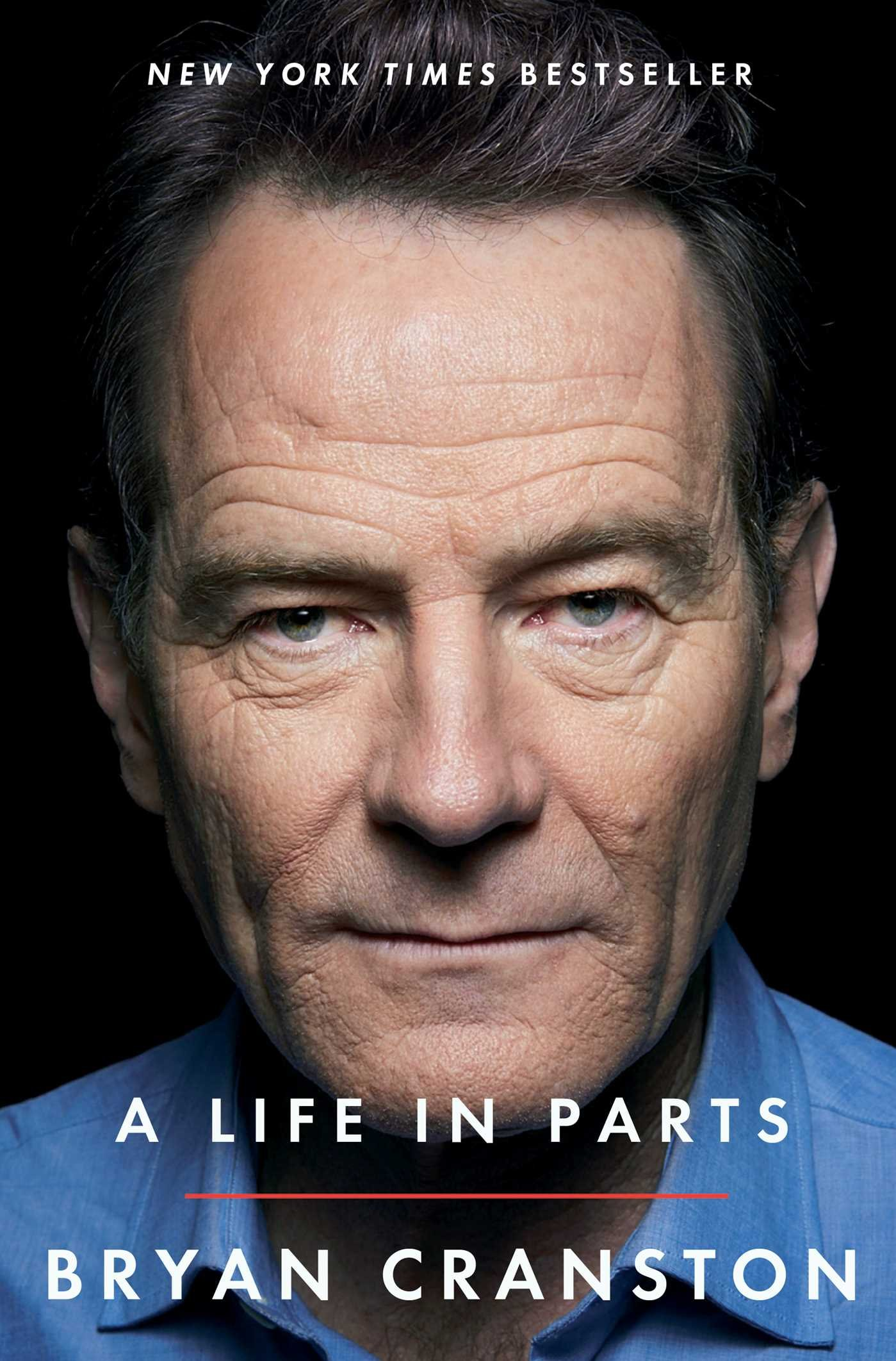 Image result for bryan cranston a life in parts