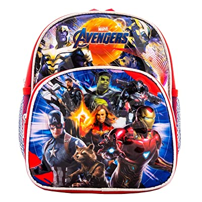 "Avengers End Game Small Backpack 10"": Toys & Games"