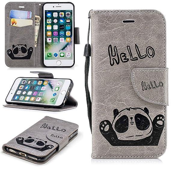 cute iphone 8 flip case