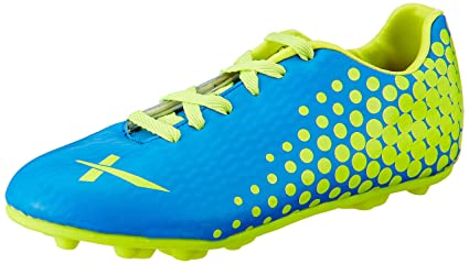 25e110583 Vector X Volt Football Shoes: Amazon.in: Sports, Fitness & Outdoors