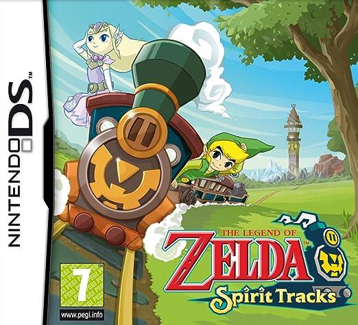 The legend of Zelda: Spirit Tracks [Importación francesa]: Amazon.es: Videojuegos