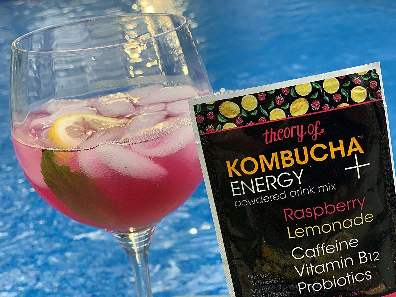 Amazon coupon code for Theory of Kombucha Powdered Drink Mix