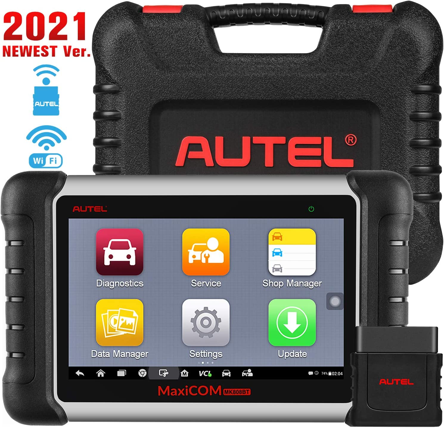 Autel Obd2 Diagnostic Tool Obd2 Scanner M Auto
