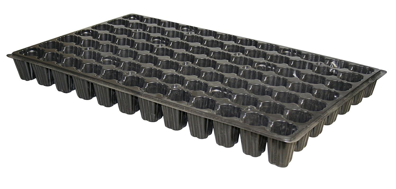 84/Cavities Black /Seedlings Tray Flower 90074/