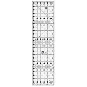 Creative Grids Rectangle Quilting Ruler Template