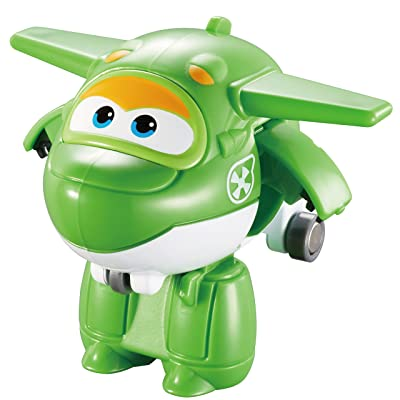 Auld eytoys yw710080–Transform A de Bots Mira, jouet Figurine vert
