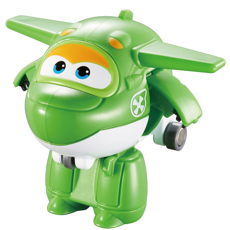 Auld eytoys yw710080–Transform A de Bots Mira, Jouet Figurine Vert AuldeyToys