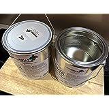 Ultra Clear Epoxy Resin Art/Floor, High Gloss Coating-Casting A/B Resin/Hardener (1.5Kg)