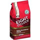Eight O'Clock Coffee 研磨咖啡,Colombian Peaks,33盎司/935克
