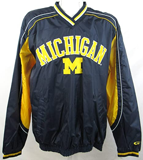 store fresh styles exclusive deals Amazon.com : G-III Sports Mens University of Michigan Lined ...