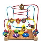 Brinquedo Educativo Aramado Montanha Russa Engrenagens