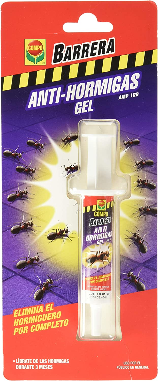 Compo 2070002011 - Barrera de Insectos Antihormigas gel, 10g ...