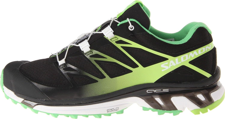 318b9398 clearance salomon xt wings 3 w bk wasabi fire amazon.es zapatos y  complementos 461b4