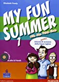 My fun summer with John Peter Sloan. Con espansione online. Per la Scuola media. Con Multi-ROM: 1