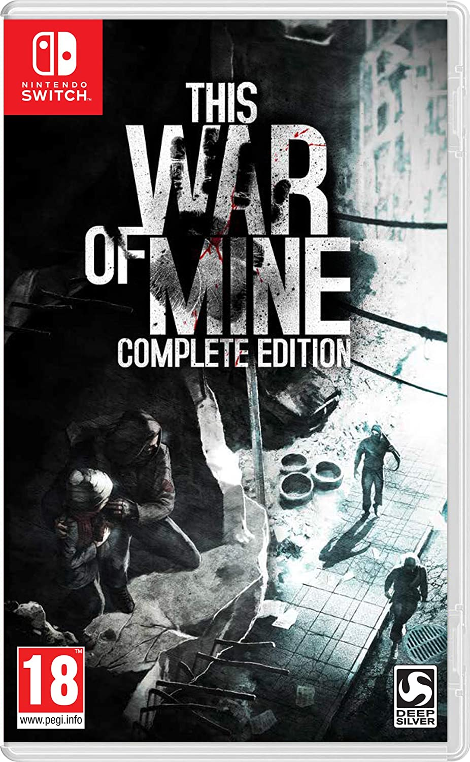 This War of Mine Complete Edition - Nintendo Switch [Importación ...