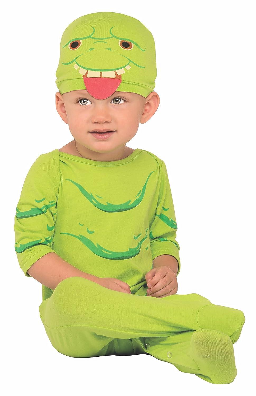 Rubies Slimer Onesie Costume, Green, 0-6 months by Rubie's