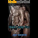 Boot Camp Fun: MFM Military Romance (English Edition)