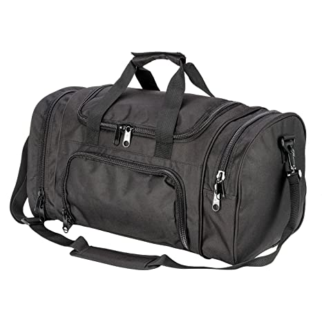 bfc56a4d7 WolfWarriorX Men Military Tactical Locker Duffel Bags with Shoes  Compartment Large Storage Lightweight Workout Travel Vocation