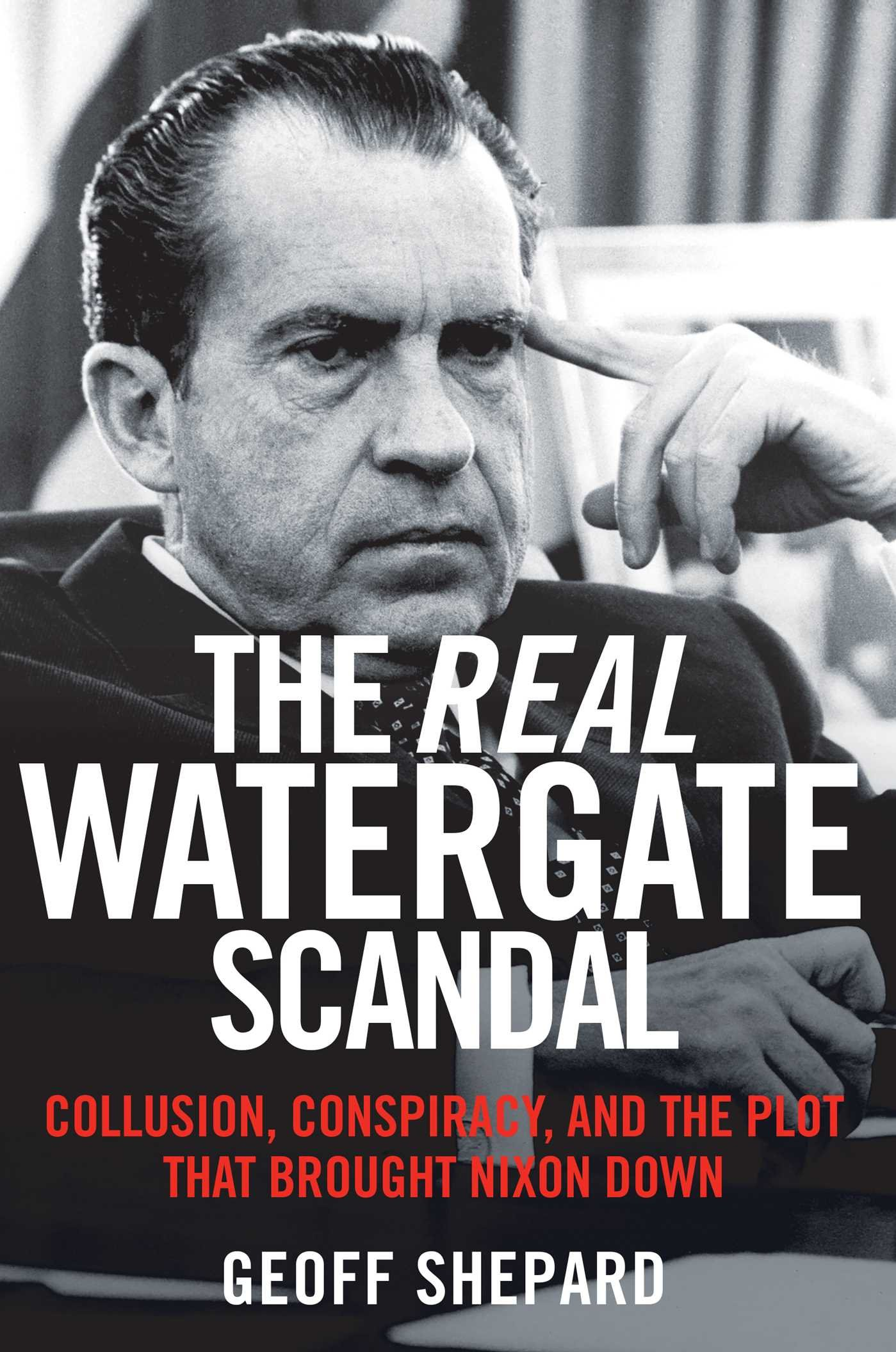 amazon the real watergate scandal collusion conspiracy and the