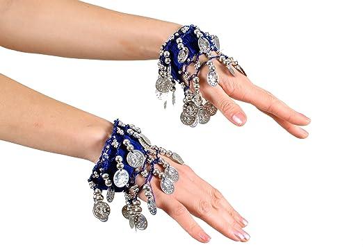 bracelet cheville danse orientale