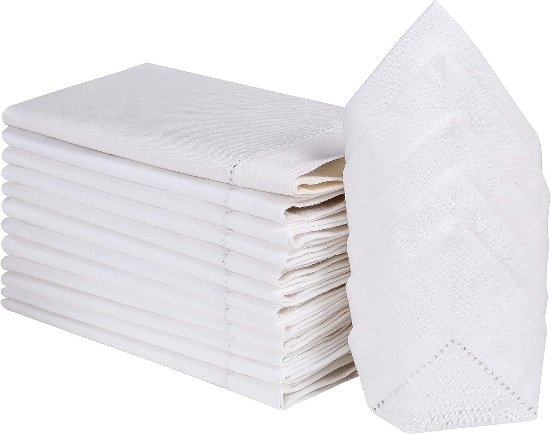 12 pack reuseable napkins Reusable Napkins