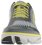 Altra Men's Torin 3 Running Shoe, Gray/Lime, 10.5 D