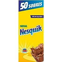 Nestlé Nesquik Cacao Soluble Instantáneo - 50 Sobres