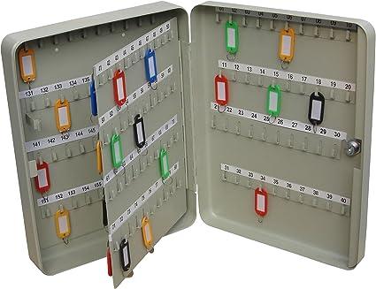 Helix KC160 - Caja para llaves (160 llaves): Amazon.es: Oficina y papelería