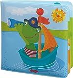 HABA 302634 Badebuch Kapitän Frosch 2, Kleinkindspielzeug