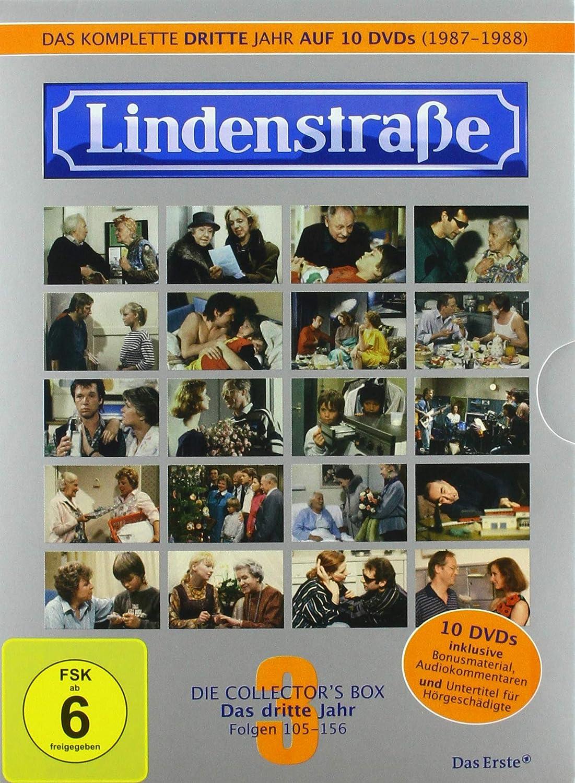 Das dritte Jahr Folge 105-156 Collectors Box, 11 DVDs Alemania