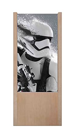 madera Lámpara Star Wars mesa StormtrooperAmazon de de ZiuOXPkT