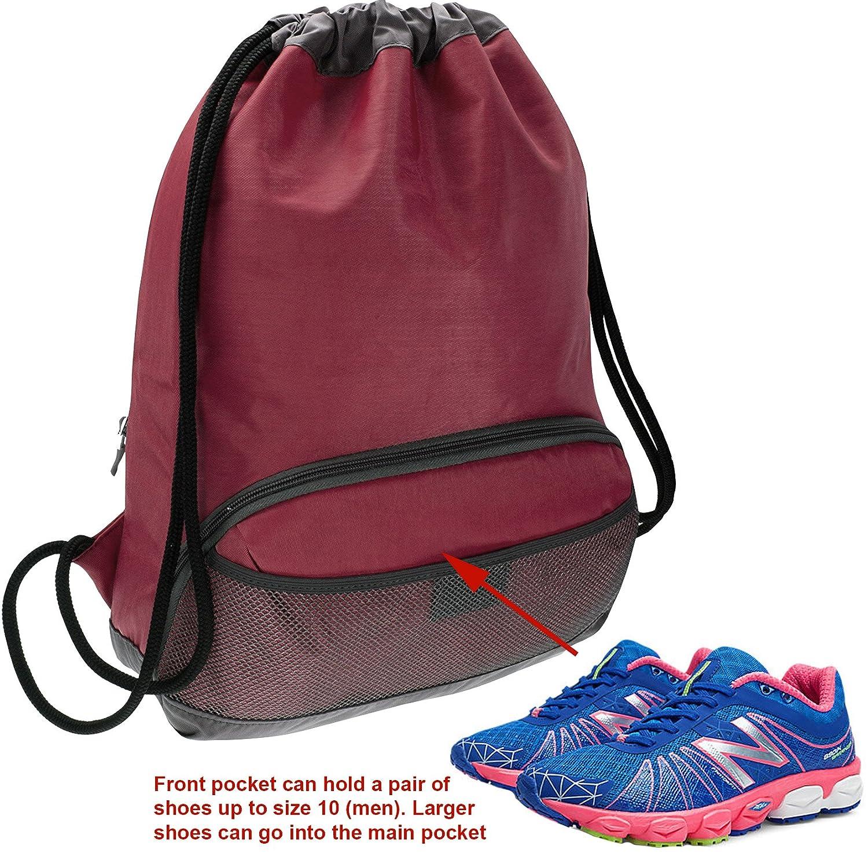 ButterFox - Mochila impermeable para deportes de natación, gimnasio, baile, mochila con cordón, mochila para niños, hombres y mujeres, tela exterior ...