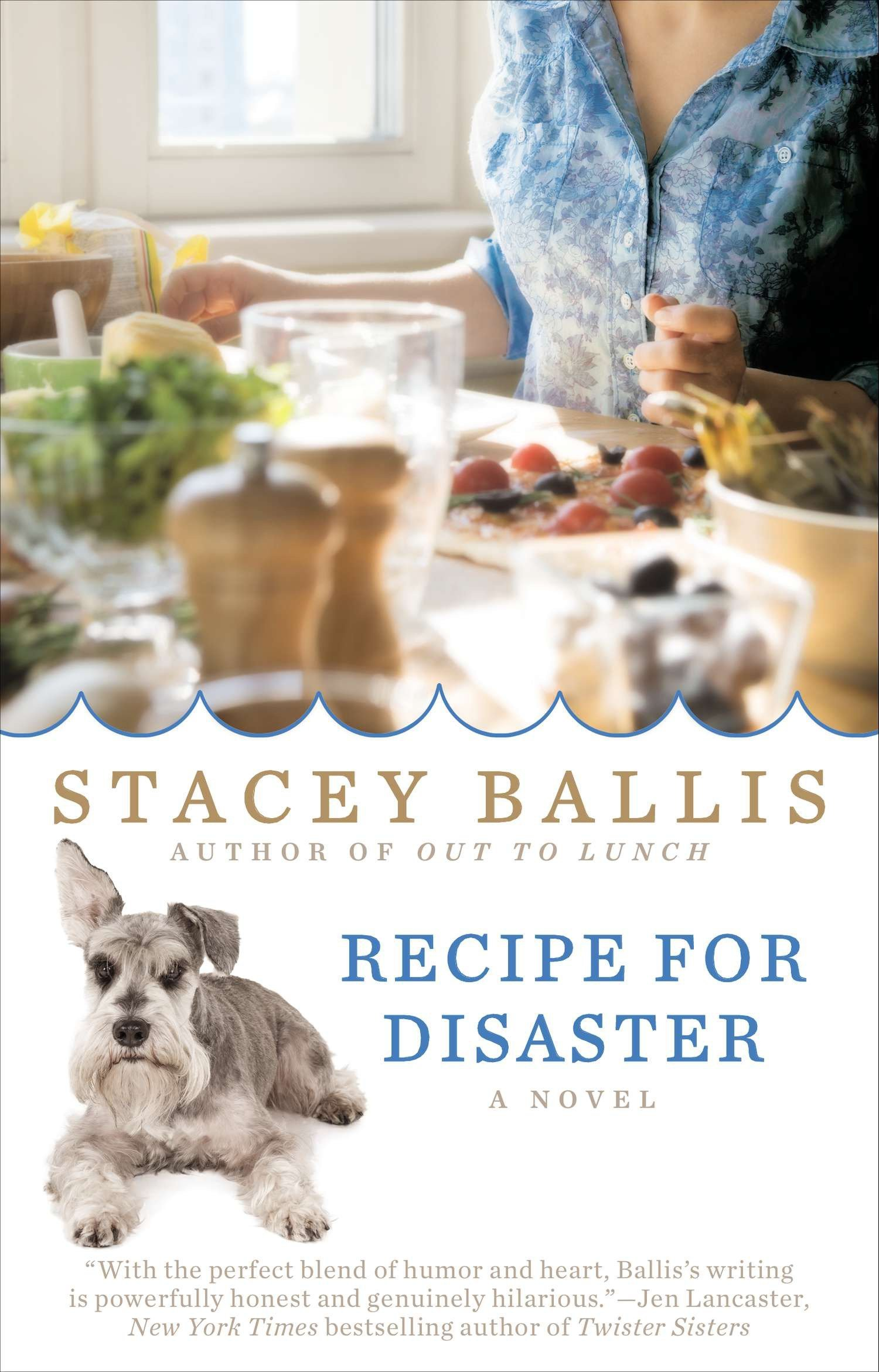 Recipe for Disaster pdf epub
